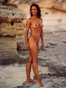 Yvonne de Bark nackt