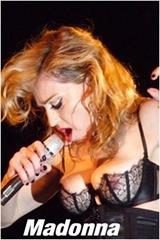 Madonna nackt