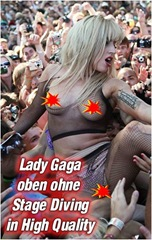 Lady Gaga nacktfotos