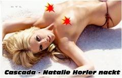 natalie horler cascada nackt