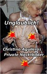Christina Aguilera nackt