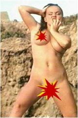 Geri Halliwell nackt