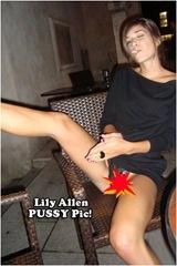 lily allen nackt