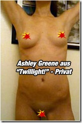 Ashley Greene Twillight nack