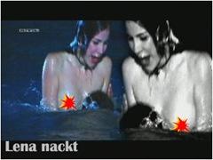 Lena Nackt