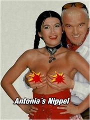 Antonia nackt