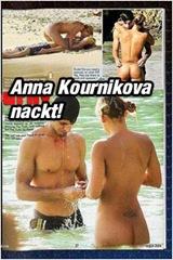 Anna Kournikova nackt