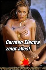 Carmen Electra nackt