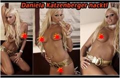Katzenberger nackt sport1 Daniela Katzenberger: