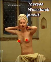 theresa Weissbach nackt
