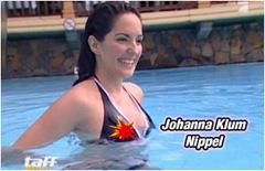 Johanna Klum nackt