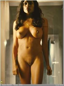 Rosario Dawson und Naomi Campbell nackt und rasiert