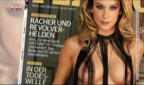 Claudelle Deckert nackt im Playboy