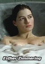 esther zimmering nackt oben ohne